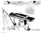 Cartoonist John Deering  John Deering's Editorial Cartoons 2008-11-25 assistance