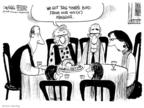 Cartoonist John Deering  John Deering's Editorial Cartoons 2008-11-26 401k