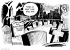 Cartoonist John Deering  John Deering's Editorial Cartoons 2008-12-16 play
