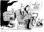 Cartoonist John Deering  John Deering's Editorial Cartoons 2009-04-09 food