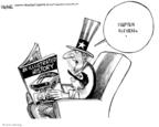 Cartoonist John Deering  John Deering's Editorial Cartoons 2009-06-04 industry