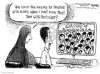 Cartoonist John Deering  John Deering's Editorial Cartoons 2009-06-18 2009 Iranian election