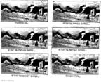 Cartoonist John Deering  John Deering's Editorial Cartoons 2009-12-07 invasion