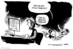 Cartoonist John Deering  John Deering's Editorial Cartoons 2009-12-09 assistance