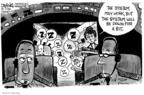 Cartoonist John Deering  John Deering's Editorial Cartoons 2010-01-08 May