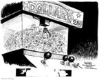Cartoonist John Deering  John Deering's Editorial Cartoons 2010-02-02 arcade game
