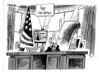 Cartoonist John Deering  John Deering's Editorial Cartoons 2010-06-04 aid