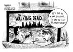 Cartoonist John Deering  John Deering's Editorial Cartoons 2011-03-08 TV