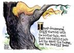Cartoonist John Deering  John Deering's Editorial Cartoons 2011-05-17 TV