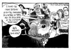Cartoonist John Deering  John Deering's Editorial Cartoons 2011-07-08 TV
