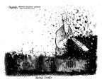 John Deering  John Deering's Editorial Cartoons 2011-09-23 $1.00