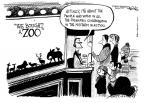 Cartoonist John Deering  John Deering's Editorial Cartoons 2011-12-28 zoo