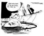 Cartoonist John Deering  John Deering's Editorial Cartoons 2012-01-23 2012 primary
