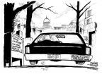 Cartoonist John Deering  John Deering's Editorial Cartoons 2012-01-25 2012 primary