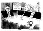 Cartoonist John Deering  John Deering's Editorial Cartoons 2012-02-02 2012 primary