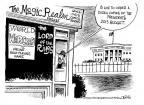 Cartoonist John Deering  John Deering's Editorial Cartoons 2012-02-17 2013