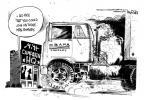 Cartoonist John Deering  John Deering's Editorial Cartoons 2012-04-13 2012 primary