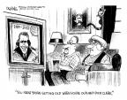 Cartoonist John Deering  John Deering's Editorial Cartoons 2012-04-19 TV