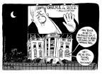 John Deering  John Deering's Editorial Cartoons 2012-05-01 2012 election endorsement