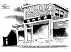 Cartoonist John Deering  John Deering's Editorial Cartoons 2012-05-08 2012 primary