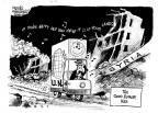 Cartoonist John Deering  John Deering's Editorial Cartoons 2012-05-22 devastation