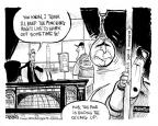 Cartoonist John Deering  John Deering's Editorial Cartoons 2012-07-11 Bush tax cut