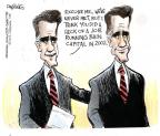 Cartoonist John Deering  John Deering's Editorial Cartoons 2012-07-18 2002 election