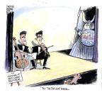 Cartoonist John Deering  John Deering's Editorial Cartoons 2012-08-20 'til