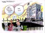 Cartoonist John Deering  John Deering's Editorial Cartoons 2012-09-01 labor