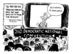 Cartoonist John Deering  John Deering's Editorial Cartoons 2012-09-06 2012 election