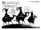 Cartoonist John Deering  John Deering's Editorial Cartoons 2012-11-27 TV