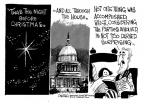 Cartoonist John Deering  John Deering's Editorial Cartoons 2012-12-22 'twas