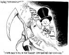 Cartoonist John Deering  John Deering's Editorial Cartoons 2012-12-31 2011
