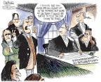 Cartoonist John Deering  John Deering's Editorial Cartoons 2013-01-05 catch