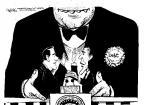 Cartoonist John Deering  John Deering's Editorial Cartoons 2013-01-21 2013
