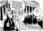 Cartoonist John Deering  John Deering's Editorial Cartoons 2013-03-27 among