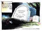 Cartoonist John Deering  John Deering's Editorial Cartoons 2013-05-10 2012