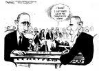 Cartoonist John Deering  John Deering's Editorial Cartoons 2013-06-21 Barack Obama Vladimir Putin