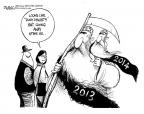 Cartoonist John Deering  John Deering's Editorial Cartoons 2013-12-28 TV