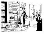 Cartoonist John Deering  John Deering's Editorial Cartoons 2014-01-27 know