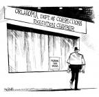 John Deering  John Deering's Editorial Cartoons 2014-05-05 capital punishment