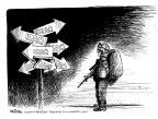 Cartoonist John Deering  John Deering's Editorial Cartoons 2014-06-23 intervention