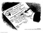 Cartoonist John Deering  John Deering's Editorial Cartoons 2014-07-05 education