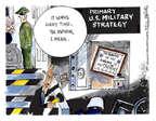 Cartoonist John Deering  John Deering's Editorial Cartoons 2014-09-19 intervention