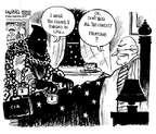 Cartoonist John Deering  John Deering's Editorial Cartoons 2014-12-15 report