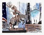 Cartoonist John Deering  John Deering's Editorial Cartoons 2015-05-13 Barack Obama