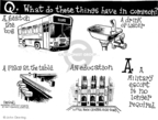 Cartoonist John Deering  John Deering's Editorial Cartoons 2007-09-25 education