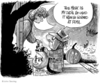 Cartoonist John Deering  John Deering's Editorial Cartoons 2007-10-31 disaster