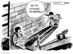 Cartoonist John Deering  John Deering's Editorial Cartoons 2007-12-17 Major League Baseball