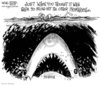 John Deering  John Deering's Editorial Cartoons 2008-01-29 2008 delegate